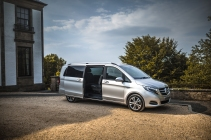 Palladium Executive Hire V-Class